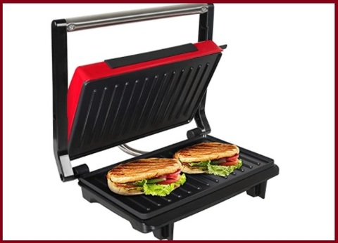 Tostiera grill 2 in 1