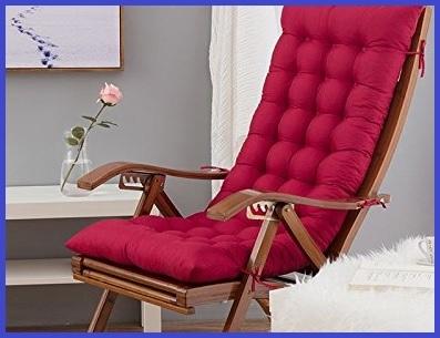 Cuscini per sedia a dondolo