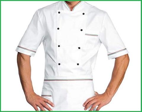 Divisa chef uomo completo
