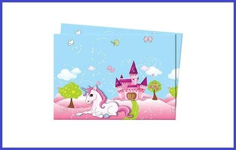 Tovaglia unicorno bambina