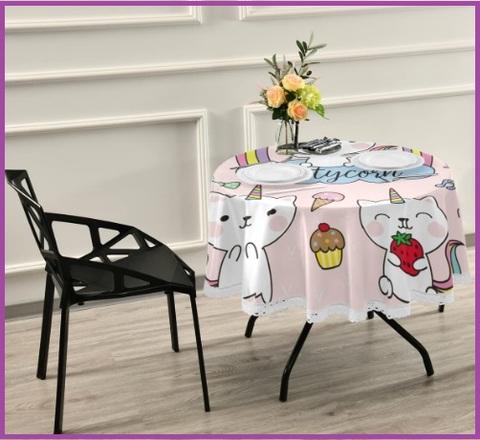 Tovaglia unicorno arcobaleno