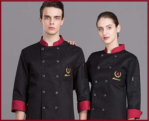 Giacca Professionale Cuoco