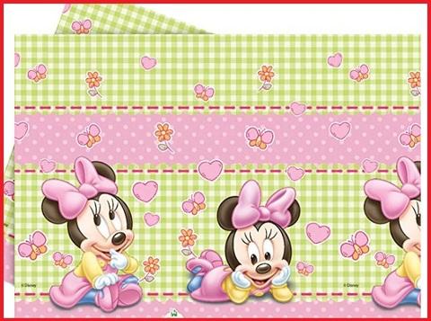 Tovaglia Compleanno Minnie