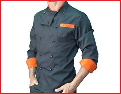 Chef divisa uomo e pantalone