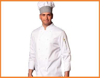 Divisa chef uomo