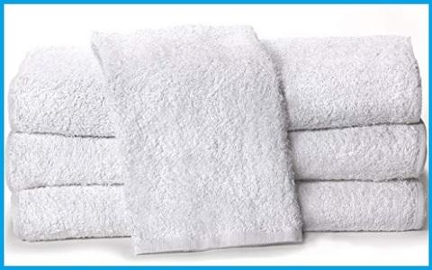 Forniture albergo spugna di puro cotone