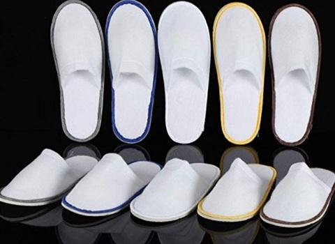 Forniture albergo pantofole