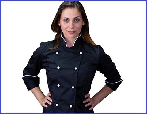 Divisa chef donna