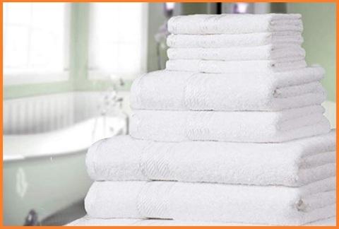Forniture alberghiere asciugamani