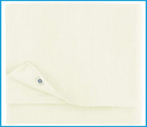 Tovaglia in lino bianca