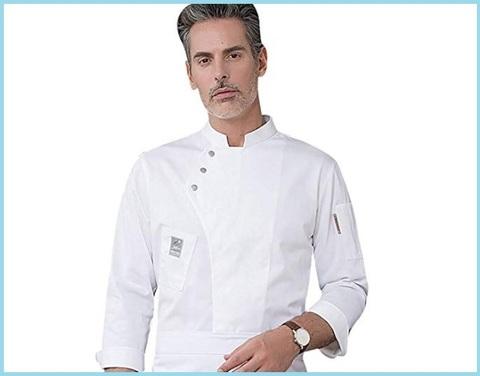 Divisa professionale chef unisex