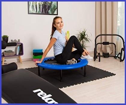 Trampolini elastici fitness e resistenza