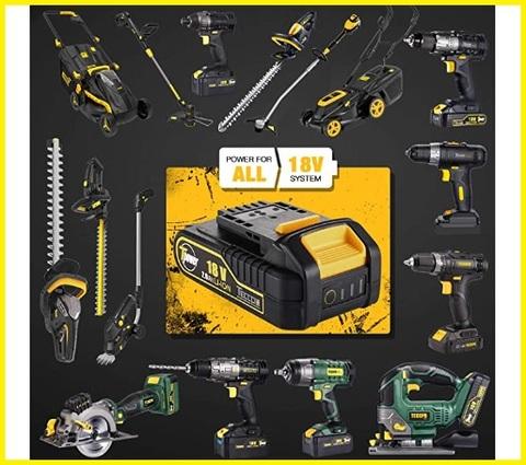 Batterie Trapano Ricaricabili