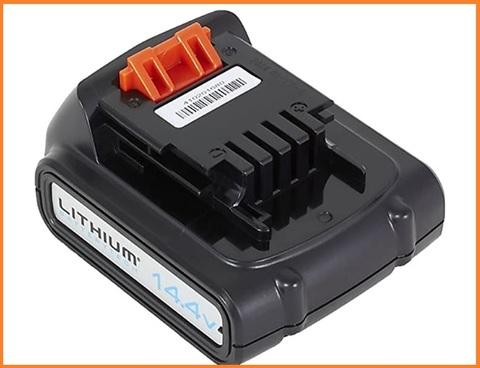 Batteria trapano black & decker 14.4v