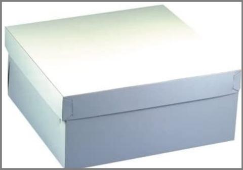 Scatole 30x30 Cm Cartone