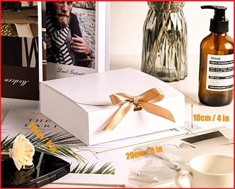 Scatole di cartone 20x20 per regali