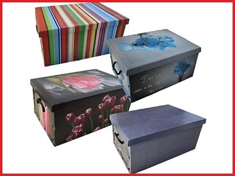 Scatole cartone per cabina armadio