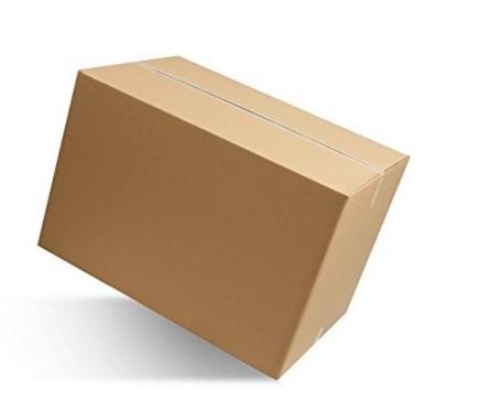 Scatola per imballaggi e trasloco