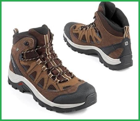 Trekking scarpe salomon uomo