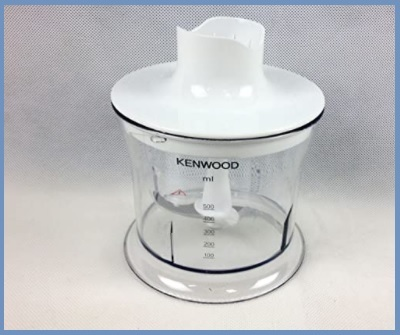 Tritatutto kenwood triblade