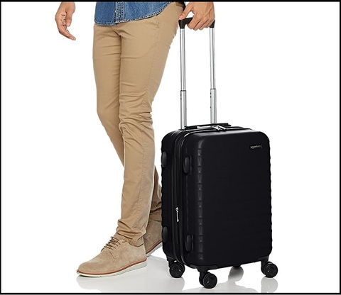 Trolley piccolo bagaglio a mano