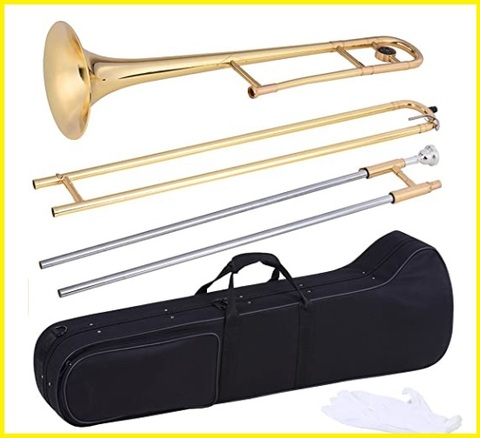 Trombone strumento musicale