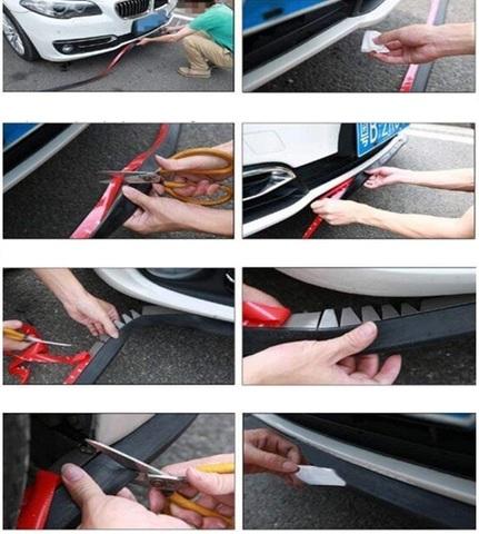 Protezione paraurti per auto