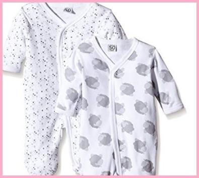 Tutine neonato 0-3 mesi cotone