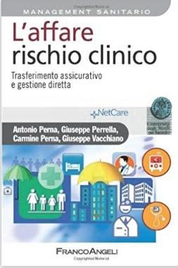 Libro sugli affari e rischi clinici tra assicurazioni