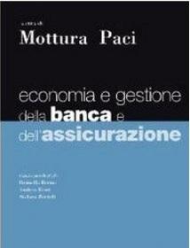 Gestione Ed Economia Della Banca E Assicurazione