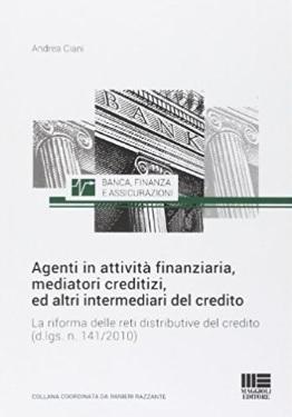 Libro Sugli Agenti In Attività Finanziaria E Intermediari De