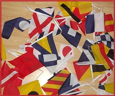 Bandiere Nautiche Internazionali