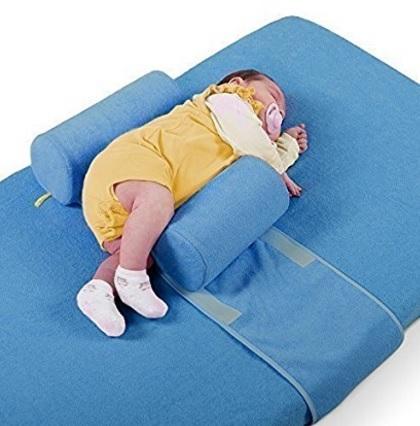 Rotoli per la sicurezza dei neonati a letto