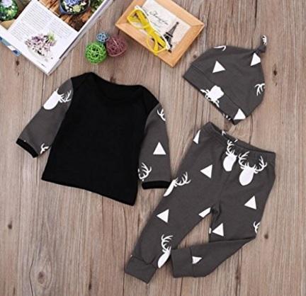Abbigliamento Per Neonati Natalizio Regalo