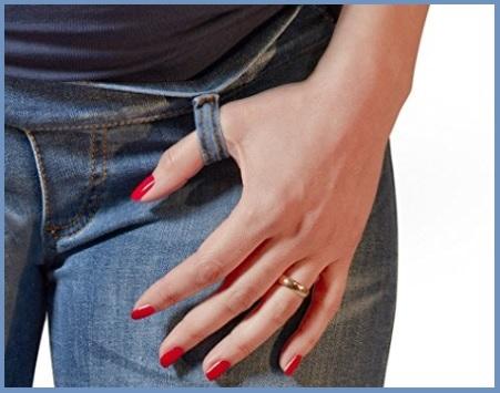 Jeans premaman donna skinny