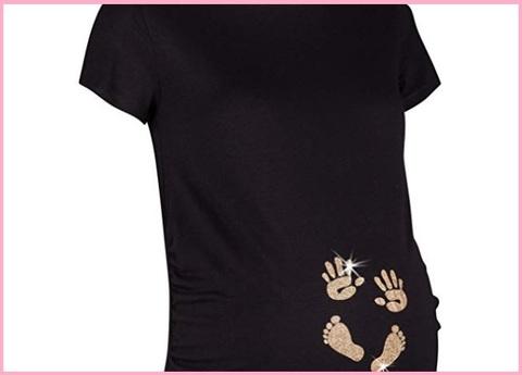 Magliette premaman donna