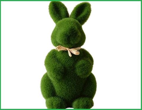Coniglio pasquale decorazioni