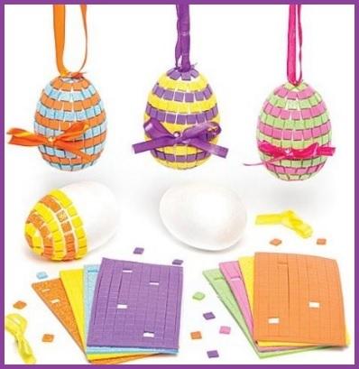 Uova di pasqua per bambini