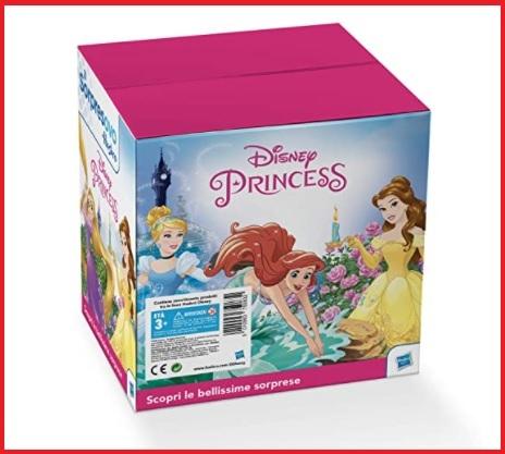 Uovo pasqualone delle principesse disney