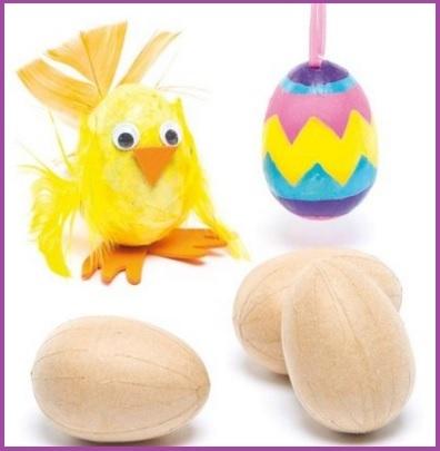Prodotti uova di pasqua grandi sconti - Decorazioni uova pasquali per bambini ...