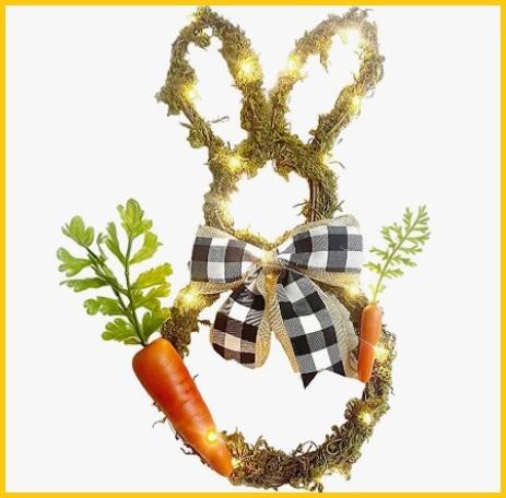 Decorazioni pasquali floreali
