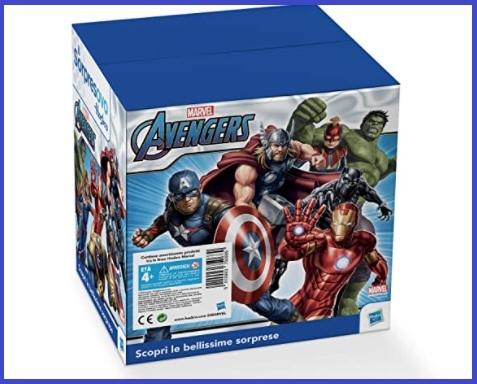 Avengers uovo di pasqua sorpresovo