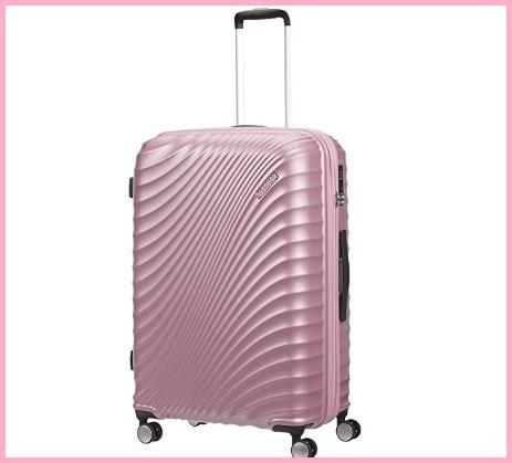 Valigie donna trolley rosa