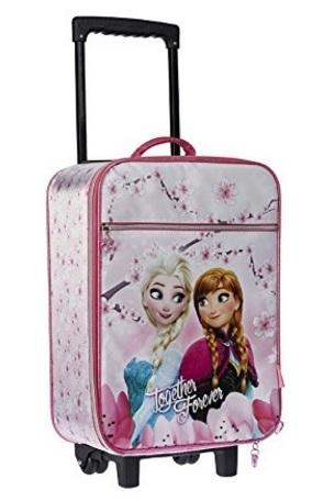 Valigia di frozen per bambini