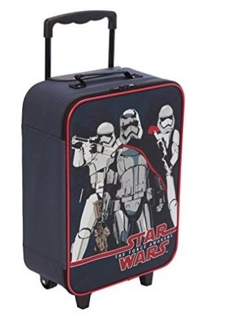 Valigia per bambini di star wars