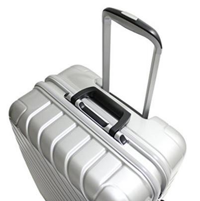 Set valigie alistair abs ultra 4 ruote