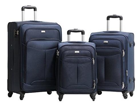 Set valigie color blu alistair