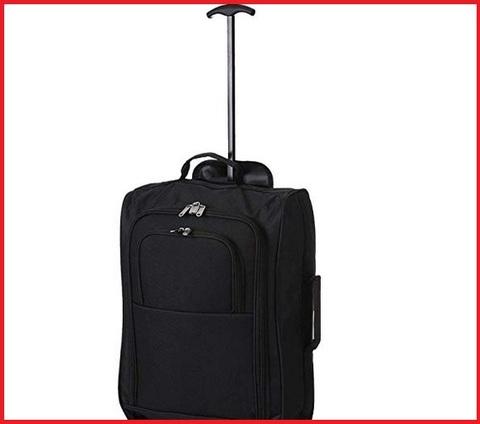 Valigia bagaglio a mano 55x40x20 morbida