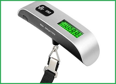 Bilancia pesa valigia elettronica