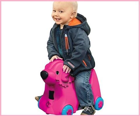 Valigia trolley bambina